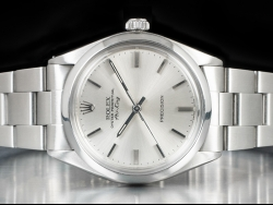 Rolex AirKing 34 Silver/Argento 5500