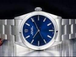 Rolex Oyster Perpetual 31 Blue/Blu 77080