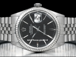 Rolex Datejust 36 Jubilee Black/Nero 1601