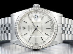 Rolex Datejust 36 Jubilee Silver/Argento 16234