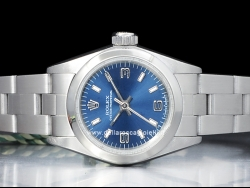 Rolex Oyster Perpetual 24 Oyster Blue/Blu 67180