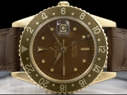 Rolex Gmt Master Tiger Eye Root Beer Nipple Dial 1675