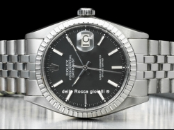 Rolex Datejust 36 Jubilee Black/Nero 1603