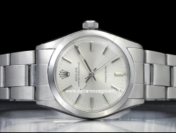 Rolex Oyster Speedking Precision 31 Oyster Silver/Argento 6430