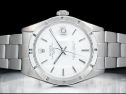 Rolex Date 34 White/Bianco 1501