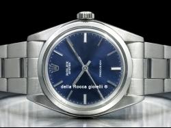 Rolex Oyster Precision 34 Blue/Blu 6426