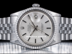 Rolex Datejust 36 Argento Jubilee Silver Lining 1603