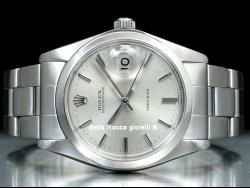 Rolex Oysterdate Precision Medium Silver/Argento 6694