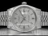 Rolex|Datejust 36 Jubilee Bark Silver/Argento Corteccia|1601