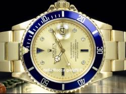 劳力士 (Rolex) Submariner Date Sultan Champagne  16808