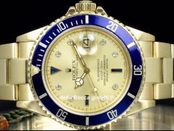 Rolex Submariner Date Sultan Champagne  16808
