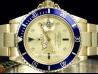 Rolex Submariner Date Sultan Champagne   Watch  16808