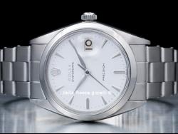 Rolex Oysterdate Precision 34 White/Bianco 6694