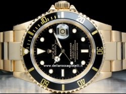 Rolex Submariner Data 16618