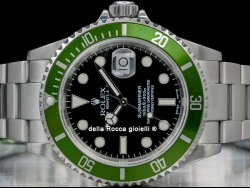 Rolex Submariner Date Green Bezel Fat Four Mark 1 16610LV