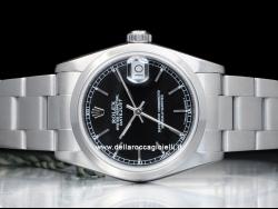 Rolex Datejust 31 Oyster Black/Nero 68240