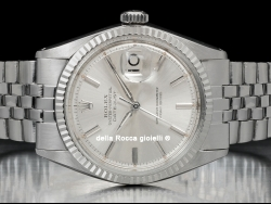 Rolex Datejust 36 Jubilee Silver/Argento  1601