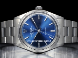Rolex Air-King 34 Blue/Blu 5500