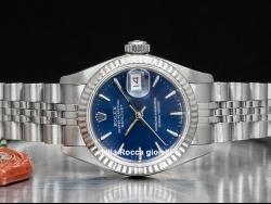 Rolex Datejust Lady 26 Blue/Blu 69174