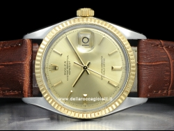 Rolex Datejust 36 Champagne 1601