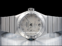 Omega Constellation Omega Small Seconds Co-Axial 127.10.27.20.55.001