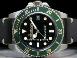 Della Rocca Waterwoorld Green Bezel SH5078BKLBKGE