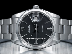 Rolex Oysterdate Precision 34 Black/Nero 6694