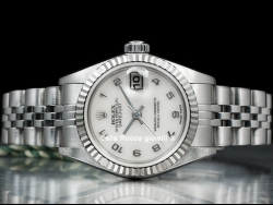 Rolex Datejust Lady Mother Of Pearl Dial 69174
