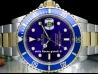 Rolex Submariner Date Purple/Viola  Watch  16613