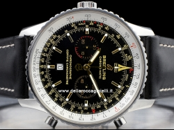 Breitling Navitimer Chrono-Matric SE Stainless Steel Watch A41350