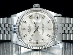 Rolex Datejust 36 Jubilee Silver Wide Boy/Argento Wide Boy 1601