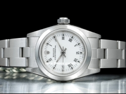 Rolex Oyster Perpetual Lady 24 White/Bianco 67180