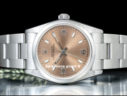 Rolex Oyster Perpetual 31 Pink/Rosa 77080