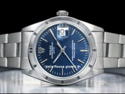 Rolex Date 34 Blue/Blu 1501