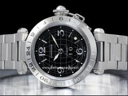 Cartier Pasha C Time Zone W31049M7
