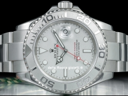 Rolex Yacht-Master Platinum/Platino 16622