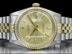 Rolex Datejust 36 Jubilee Champagne 1601