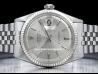 Rolex Datejust 36 Jubilee Silver/Argento  Watch  1601
