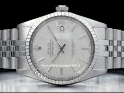 Rolex Datejust 36 Jubilee Bark Silver/Argento Corteccia 16030