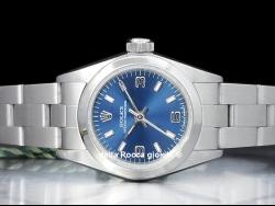Rolex Oyster Perpetual 24 Oyster Blue/Blu 67180