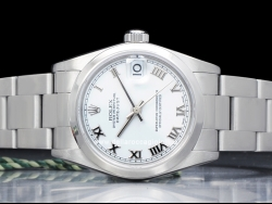 Rolex Datejust 31 Oyster White/Bianco 78240