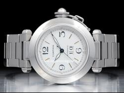 Cartier Pasha C Big Date W31044M7