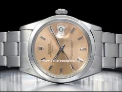 Rolex Date 34 Pink / Rosa 1500
