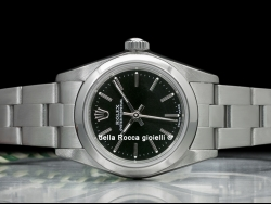 Rolex Oyster Perpetual 24 Oyster Black/Nero 76080