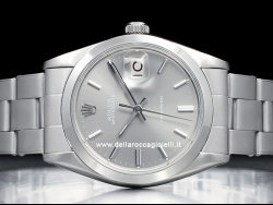 Rolex Oysterdate Precision 34 Grey/Grigio 6694