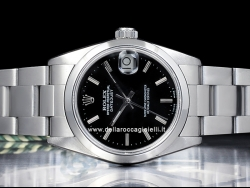 Rolex Datejust 31 Oyster Black/Nero 68240
