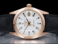 Rolex Date 34 White/Bianco 1500