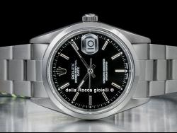Rolex Date 34 Black/Nero 15200