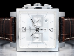 Hamilton Jazzmaster Square Chronograph H326660