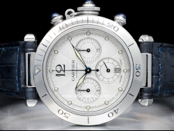 Cartier Pasha 38MM Cronografo W3103055